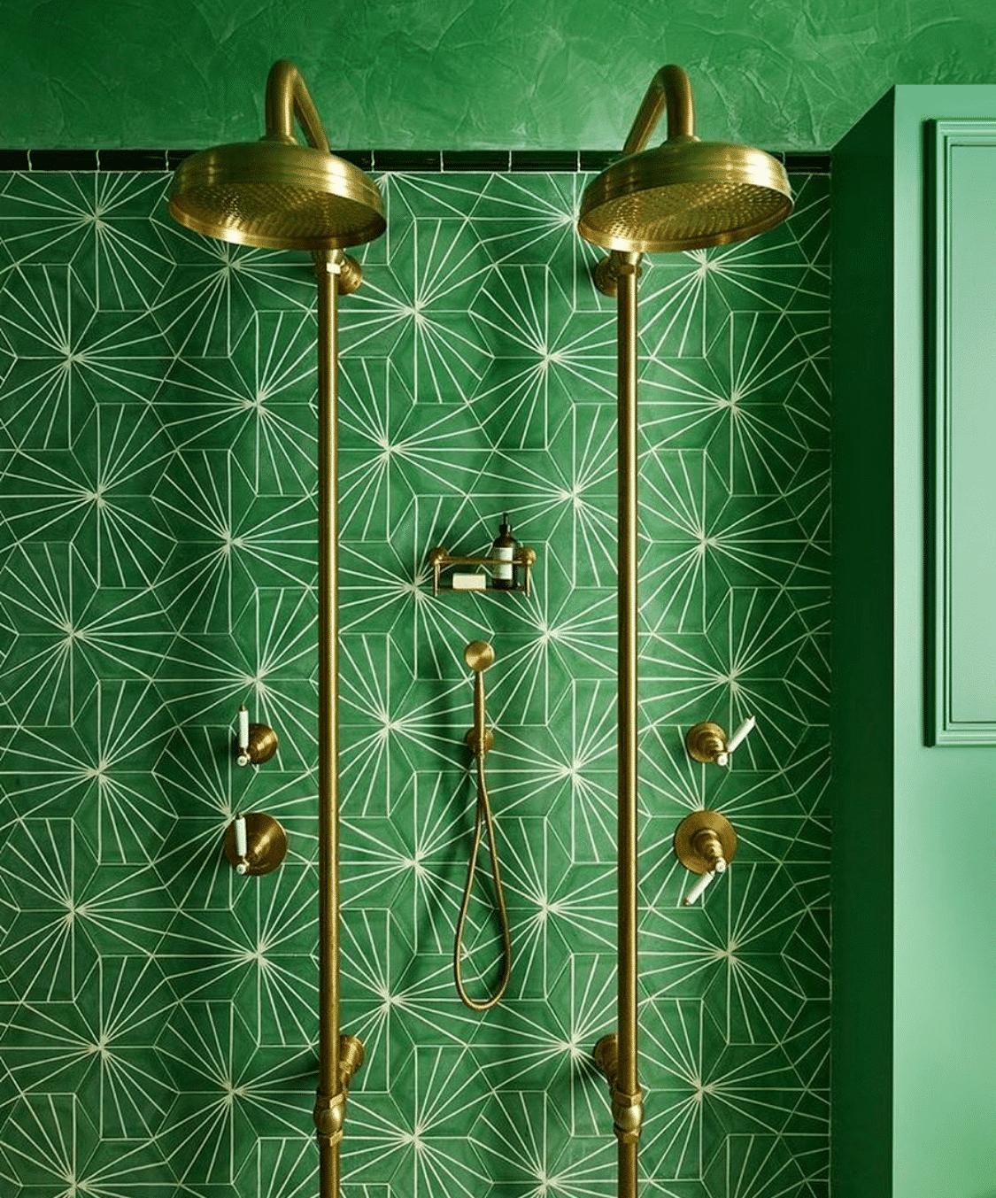 Fantastiske fliser fra Marrakech Design